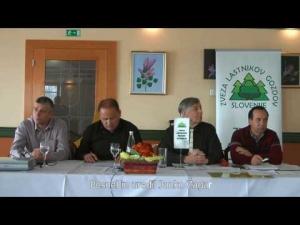 Letna skupščina ZLG Slovenije 2017